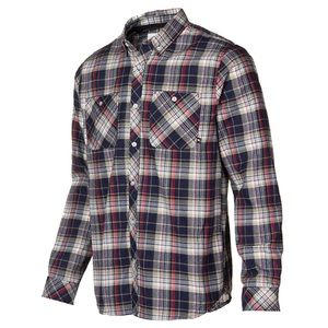 Analog XS Performance Flannel Plaid Shirt New